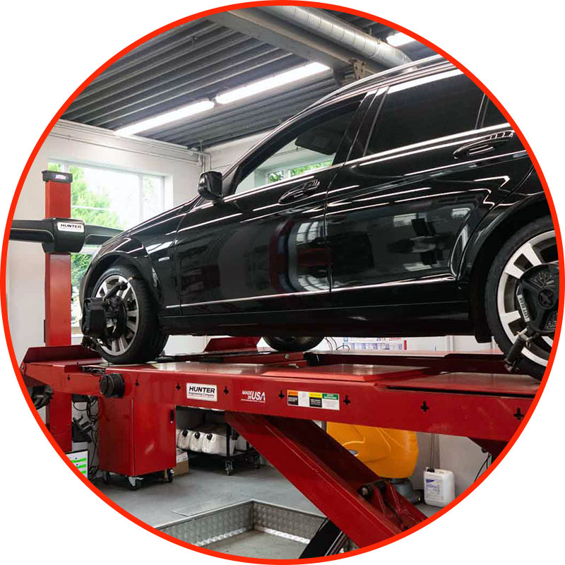 Wheel Alignment Bournemouth